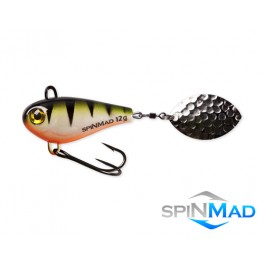 SpinMad JIGMASTER 12g / 45mm Tail Spinner