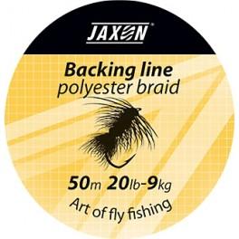 Jaxon Backing Line 20lb / 50m keltainen pohjasiima