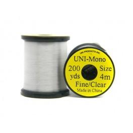 Uni-Mono Fine/Clear 200yds