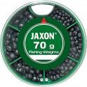 Śruciny okrągłe Jaxon – centralnie nacinane CJ-AA001
