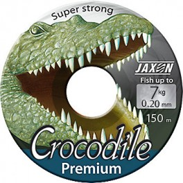 Jaxon Crocodile Premium 0,10 mm 150 m monofiilisiima