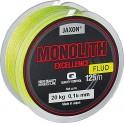 Plecionka JAXON Monolith Excellence Fluo 0,14mm / 125m / 15kg