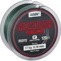 JAXON Monolith Excellence 0,18mm / 125m / 20kg kuitusiima