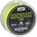 JAXON Monolith Fluo 0,18mm / 200m / 20kg kuitusiima