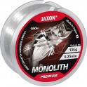 Żyłka JAXON Monolith Premium 0,10mm / 150m / 2kg