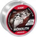 Żyłka JAXON Monolith Premium 0,12mm / 25m / 3kg