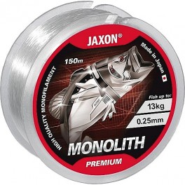 Żyłka JAXON Monolith Premium 0,16mm / 25m / 6kg