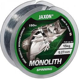 JAXON Monolith Spinning 0,22mm / 150m / 11kg monofiilisiima