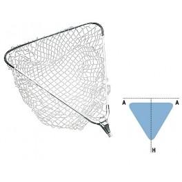 Jaxon Metal Safe Nylon Net teleskooppihaavi 210 cm