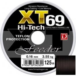 Żyłka Dragon XT69 Hi-Tech Feeder 0,22mm 125m