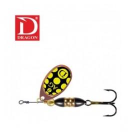 Dragon HRT Aglia musta / keltainen No 2 / 5g lippa