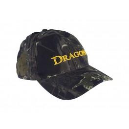 DRAGON baseball camou natural lippalakki