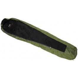 "FOX  ""Duralight"" makuupussi, OD vihreä / musta"