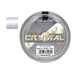 Dragon Nano Crystal 0,25mm / 7,60kg / 135m monofiilisiima