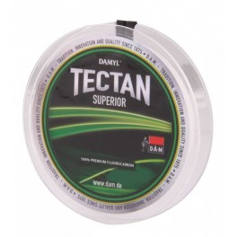 D.A.M Damyl Tectan Superior 100% fluorocarbon 0,23mm / 3,6kg / 25m siima