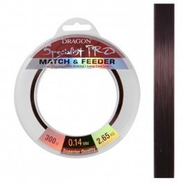 Dragon Dragon Specjalist PRO Match & Feeder 0,30mm / 300m / 11,25kg