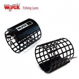 Wirek feederkori pyöreä 5g avoimet päät