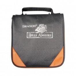 Pokrowiec na przynęty i akcesoria Dragon Hells Anglers 21x21x6cm