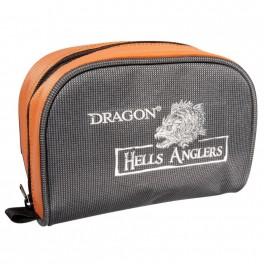Dragon Pokrowiec na kołowrotek Hells Anglers 19x9x14cm