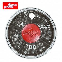 Dinsmores pieniä onkipainoja CD-AA004
