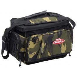 Berkley Camou Shoulder Bag kalastuslaukku 39x23x27cm
