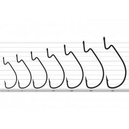 Jaxon Sumato Spin Hook HX koukut 3/0 5kpl/pkt