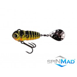 SpinMad Crazy BUG 4g / 10mm Tail Spinner 2401