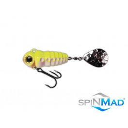 SpinMad Crazy BUG 4g / 10mm Tail Spinner 2403