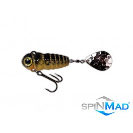 SpinMad Crazy BUG 4g / 10mm Tail Spinner 2408