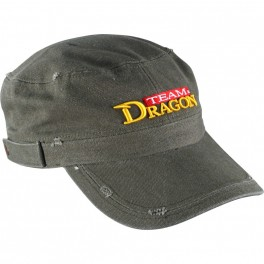DRAGON 90-018-03 lippalakki vihreä - khaki koko 56