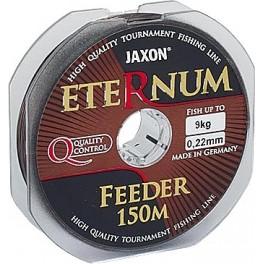Jaxon Eternum Feeder 0,18mm /6kg / 150m monofiilisiima ruskea