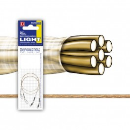 Przypon Dragon 1 x 7 LIGHT Surflon A.F.W. 15cm 7kg 2szt/op