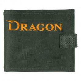 Dragon portfel na przypony 13x11cm