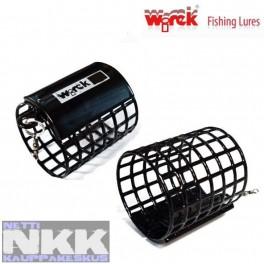 Wirek feederkori pyöreä 100g avoimet päät