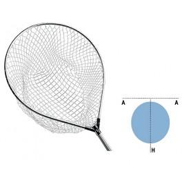 Podbierak Jaxon Spinning guma 150 cm / 55x65 cm