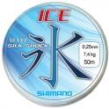 Shimano Silk Shok Ice żyłka podlodowa 0.10mm / 50m / 1.20kg
