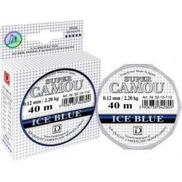 Dragon Super Camou Ice Blue żyłka podlodowa 0.08mm / 40m / 1.1kg