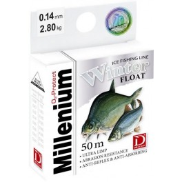 Dragon Millenium Winter Float siima 0.12mm / 50m / 2.25kg