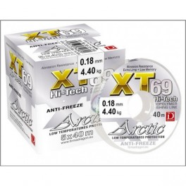 Dragon XT69 Artic siima 0.14mm / 40m / 2.65kg