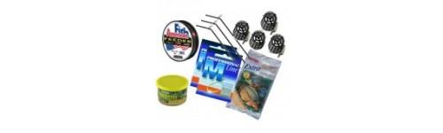 Pohjakalastustarvikkeet