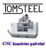 CNC - Tekniikka